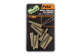 Fox edges Lead Clips Tail Rubbers khaki