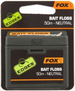 Fox Návazconá Šňůrka Edges Bait Floss Neutral 50 m