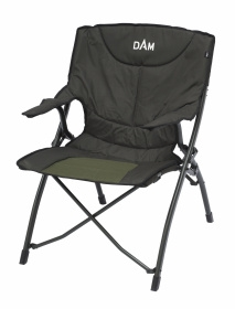 KŘESLO DAM FOLDABLE CHAIR DLX STEEL